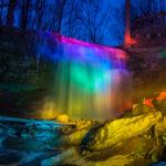 Great Falls Illumination April 23, 2016