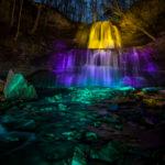 Sherman Falls – One Brave Night Illumination