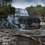 Albion Falls – Lyme Disease Awareness Month Illumination